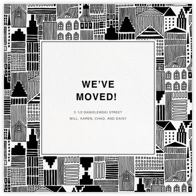 Onnea - Marimekko - Moving announcements