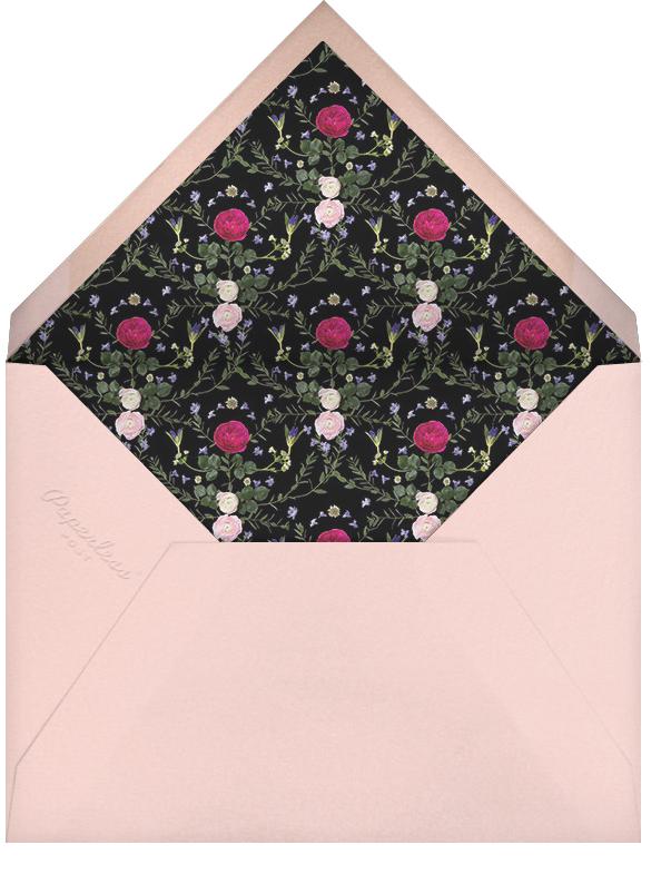 Damascena (Invitation) - White - Paperless Post - All - envelope back