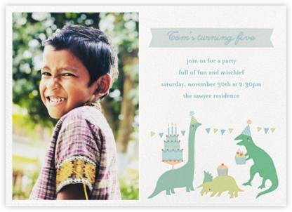 Bronty's Birthday Bash (Photo) - Little Cube -