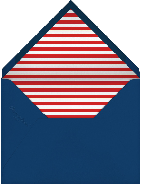 Par Avion (Tall) - Paperless Post - Charity and fundraiser  - envelope back