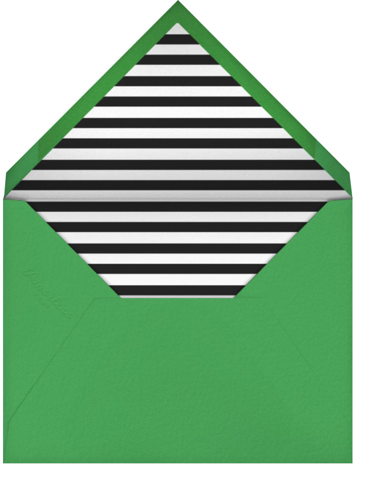Eastman (Horizontal) - Paperless Post - Photo  - envelope back