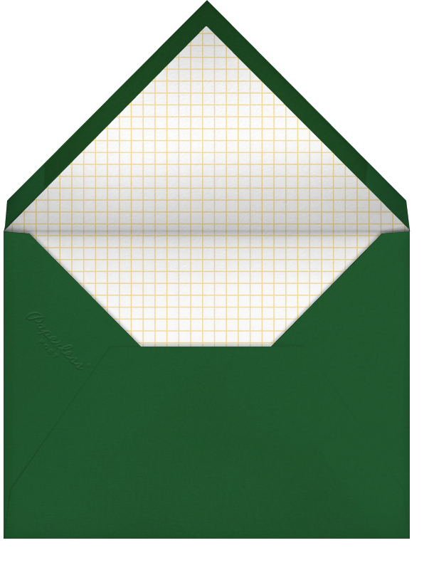 Greenwich (Two-Sided Tall) - Paperless Post - Envelope