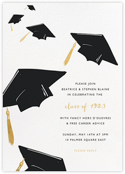 Graduation Party Invitations Send
