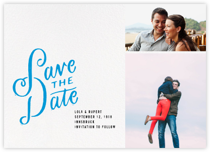 Parkes (Horizontal) - Paperless Post - Wedding Save the Dates