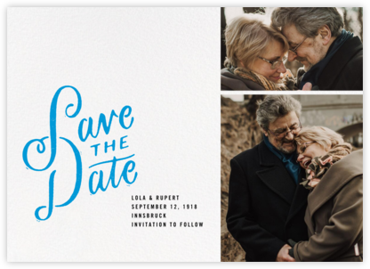Parkes (Horizontal) - Paperless Post - Photo save the dates