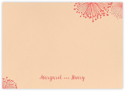 Dandelion (Stationery) - Bellini - Paperless Post - Stationery