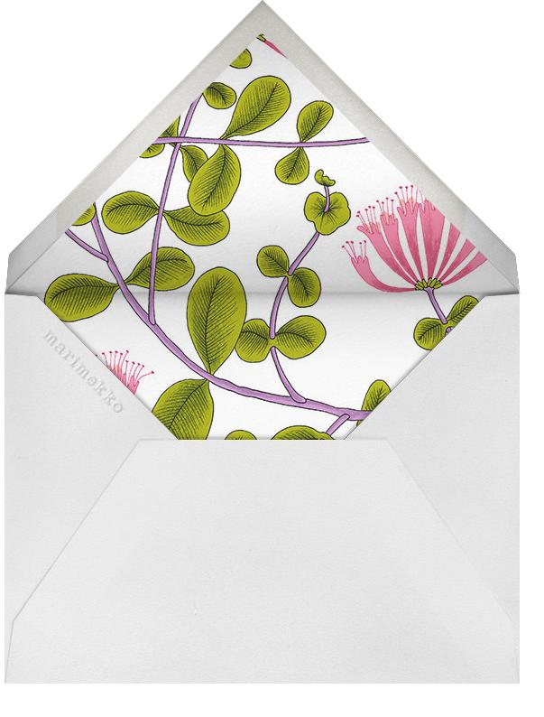 Kuusama (Greeting) - Marimekko - Mother's Day - envelope back