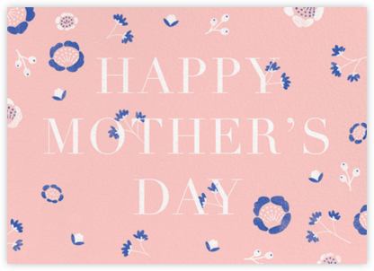 All My Love - Paperless Post - Mother's day cards