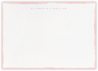 Color Wash (Stationery) - Pavlova - Paperless Post - Stationery