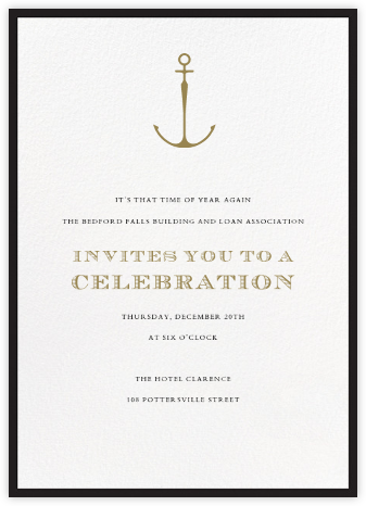 Contorno - Black - Paperless Post - Business event invitations