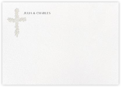Thérèse II (Stationery) - White   null