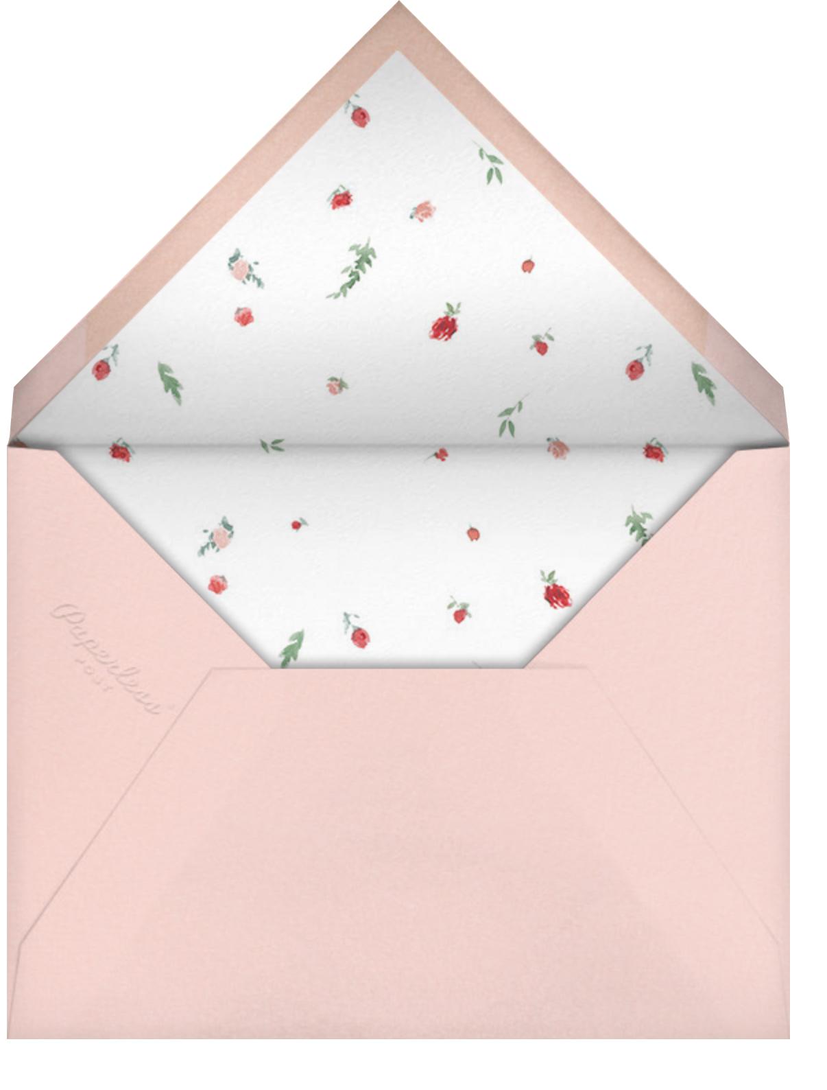 Brunch - Paperless Post - Envelope