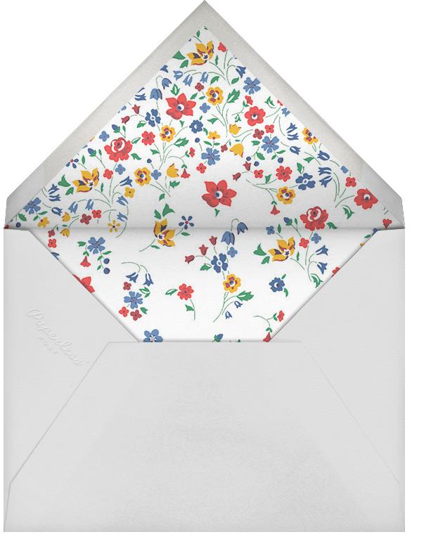Kimberly Sarah - Liberty - Mother's Day - envelope back