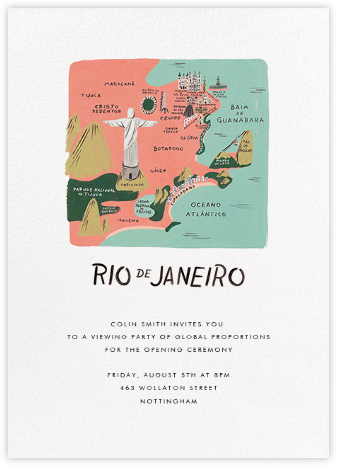 Destination: Rio - Rifle Paper Co. - Rifle Paper Co.