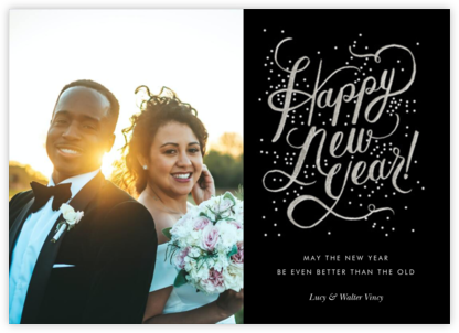 Shimmering New Year (Photo) - Rifle Paper Co. -