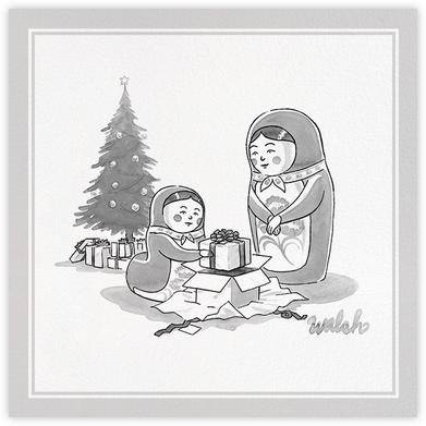 Matryoshka - The New Yorker - The New Yorker