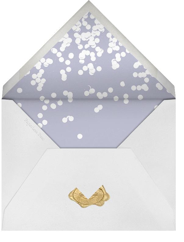 Fuse - Black/Metallic - Kelly Wearstler - Adult birthday - envelope back