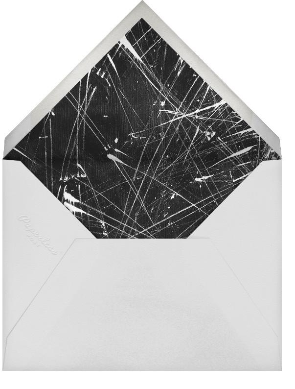 Iota - White/Rose - Kelly Wearstler - Bachelorette party - envelope back