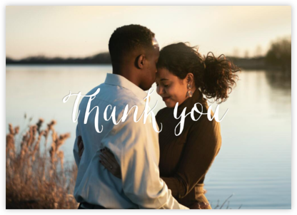 Full-Page Photo Ivory (Double-Sided) - Horizontal | horizontal