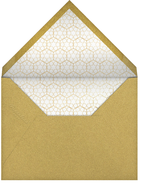 Fanous (Greeting) - Paperless Post - Ramadan and Eid - envelope back