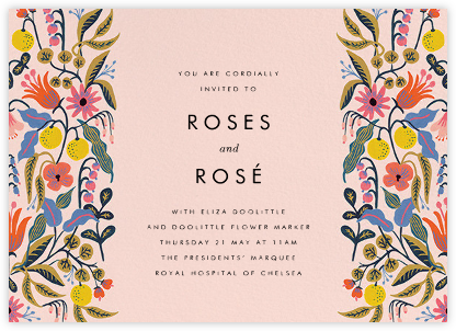Petal Pastiche - Rifle Paper Co. -