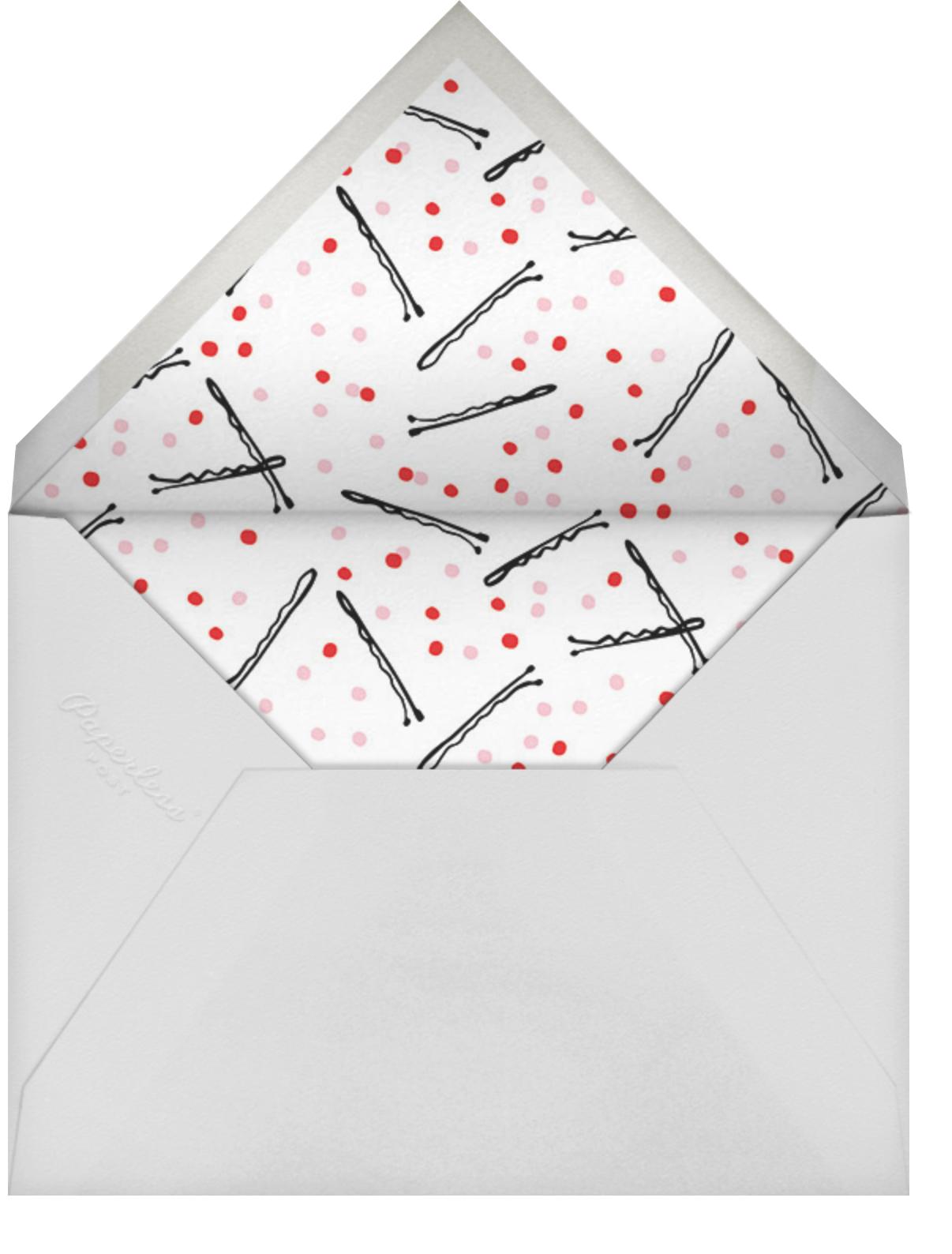 Birthday Beauty (Photo) - Hello!Lucky - Milk & Cookies - envelope back
