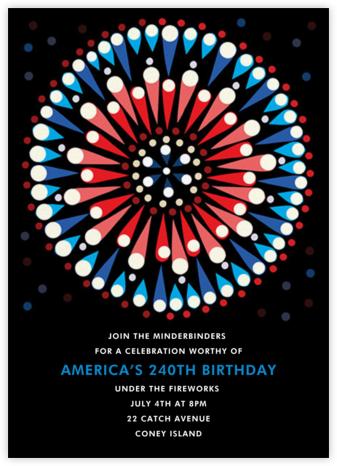 Big Boom - Paperless Post - Invitations