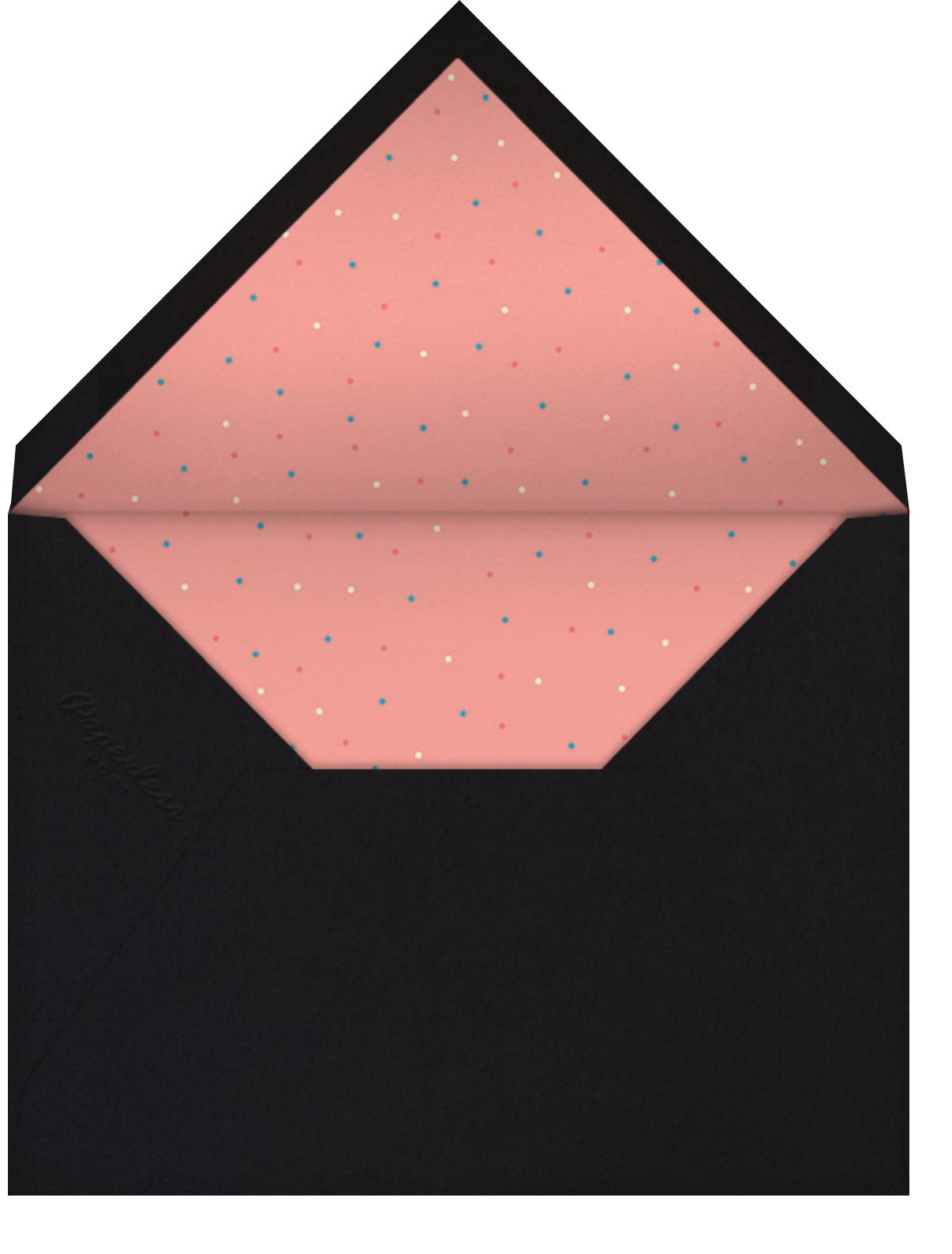 Skyfall - Paperless Post - Summer Favorites - envelope back