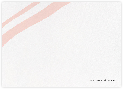 Cherish (Stationery) - Meringue | null