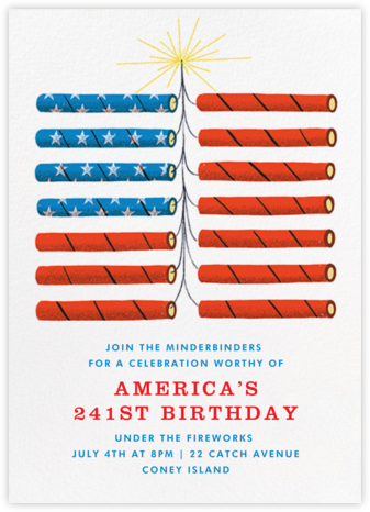 Bursting in Air - Paperless Post - Invitations