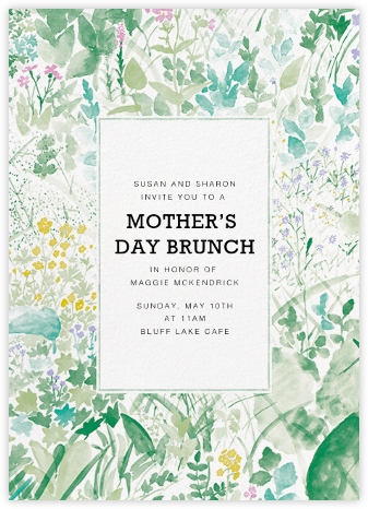 Kesanto (Tall) - Marimekko - Online Mother's Day invitations