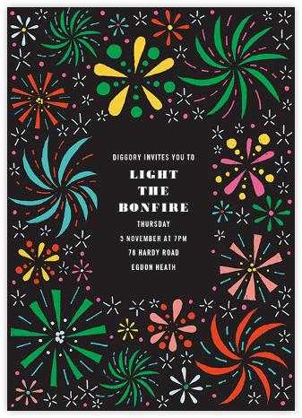 Firework Bouquet - Multi - Paperless Post -