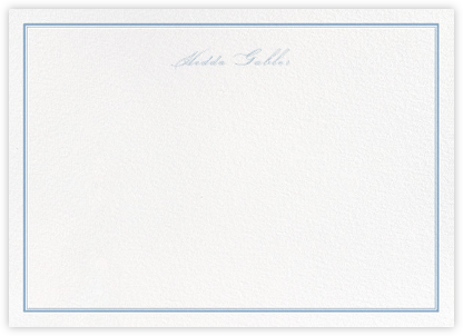 Mayfair - Spring Rain - Paperless Post - Personalized Stationery
