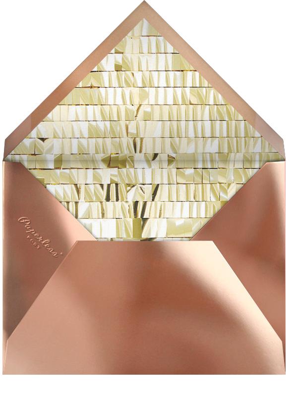 Adore - Gold - CONFETTISYSTEM - Envelope