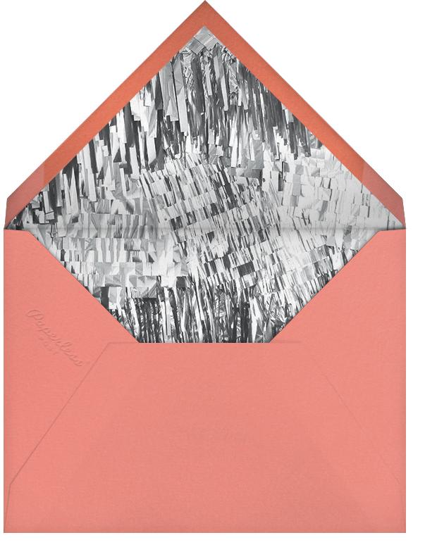 Flash - Copper - CONFETTISYSTEM - Summer Favorites - envelope back