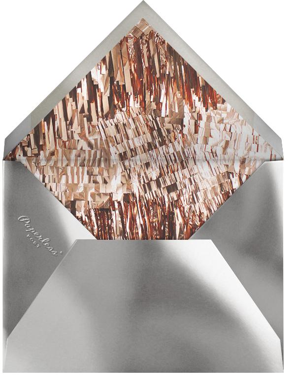 Float - CONFETTISYSTEM - Bridal shower - envelope back