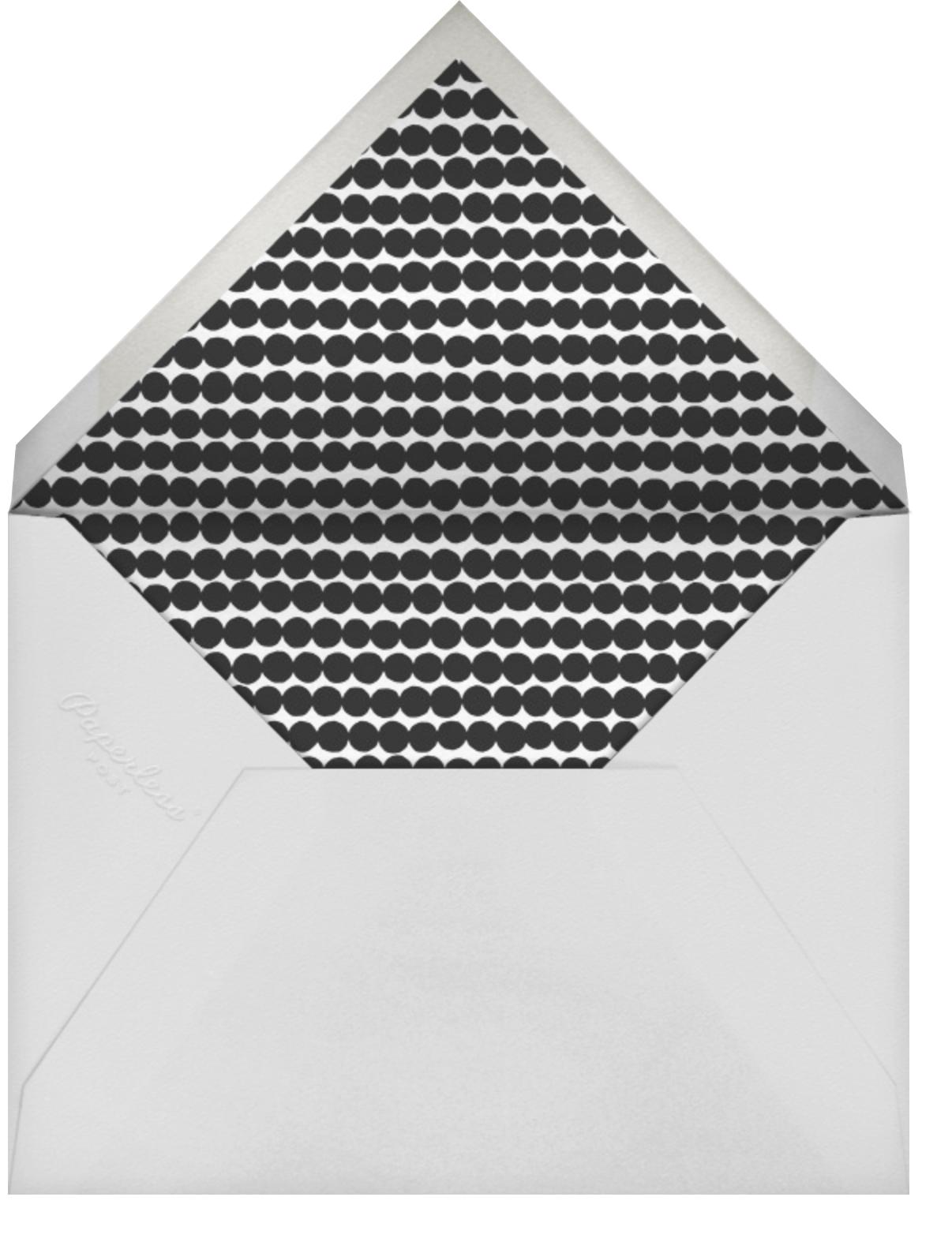Karkuteilla - Orange - Marimekko - Envelope