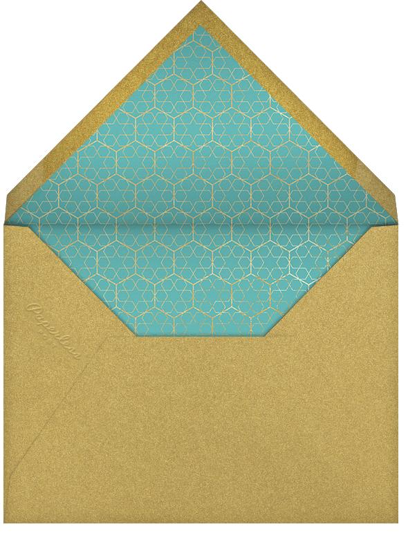 Ramadan Mubarak (Invitation) - Paperless Post - Ramadan - envelope back