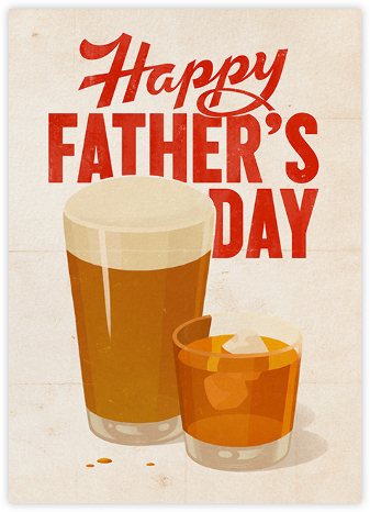 Hops with Pops - Paperless Post - Father's Day cards