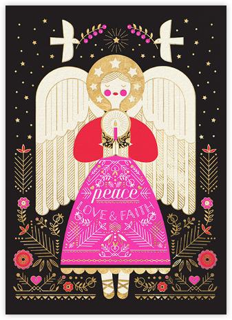Deco Angel | tall