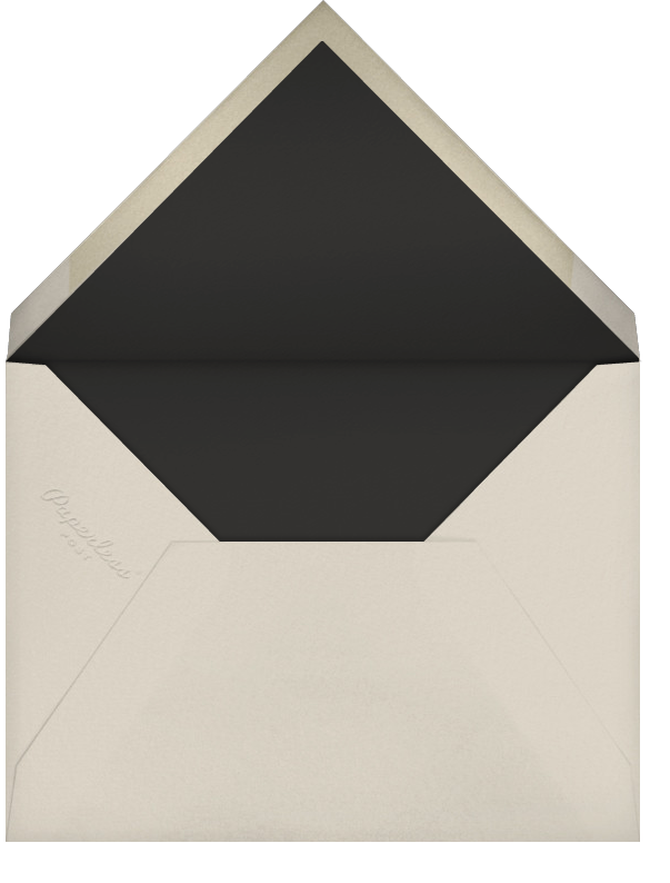Family Hanukkah (Nicholas John Firth) - Red Cap Cards - Hanukkah - envelope back