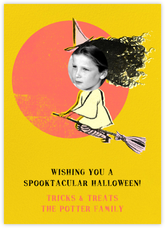 Be Witched - Paperless Post - Halloween cards