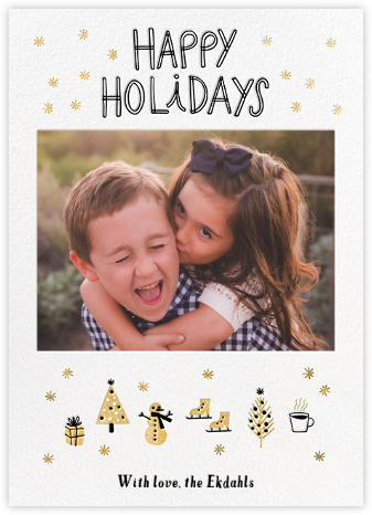 Holiday Attractions - Hello!Lucky - Hello!Lucky Cards