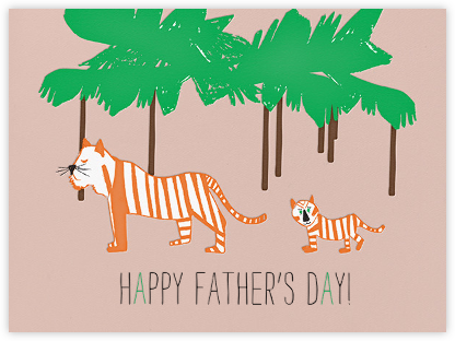 Jungle PaPa - Mr. Boddington's Studio - Father's Day Cards