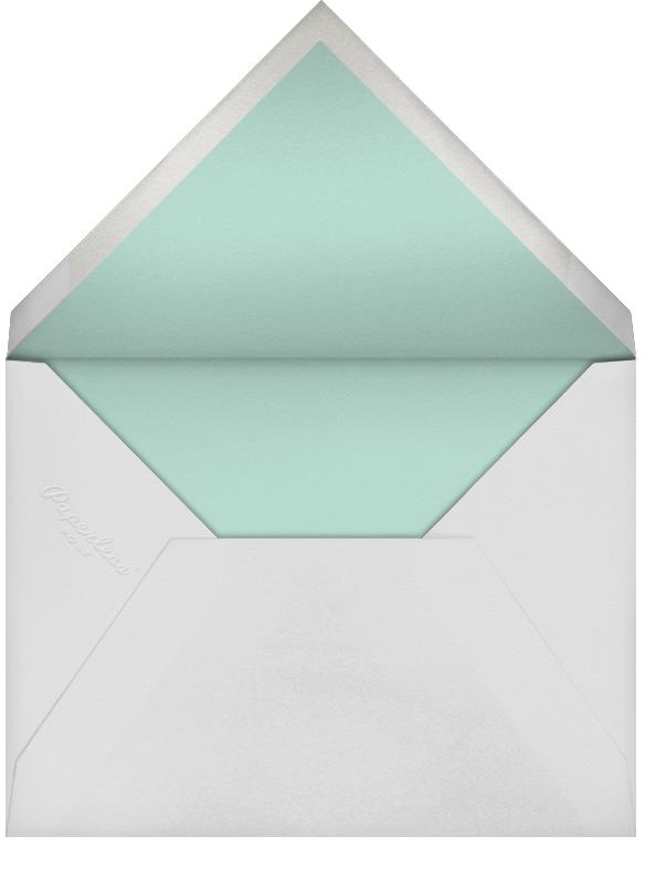 Mille Feuille - Sherbet - Paperless Post - Spring parties - envelope back