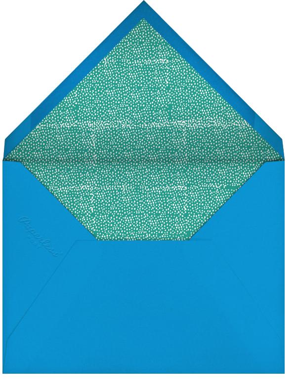 Holiday in Berlin (Horizontal) - Brights - Mr. Boddington's Studio - Envelope