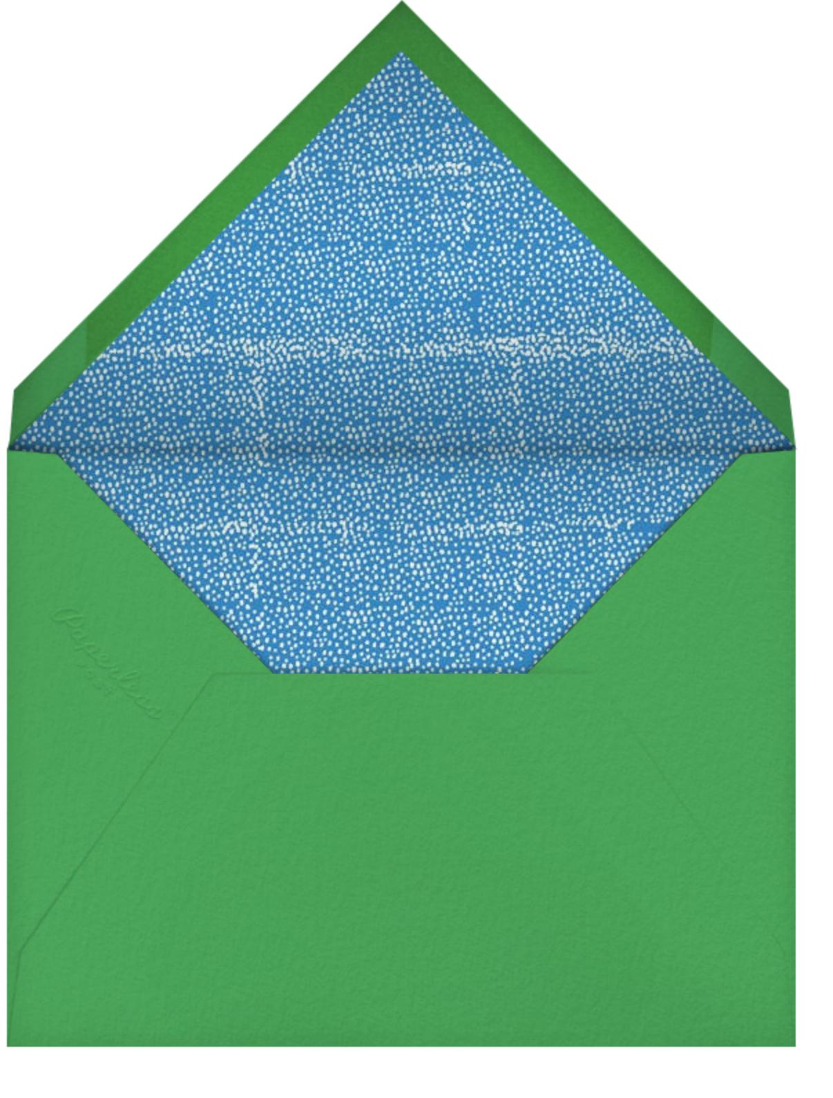 This Line is Tangled (Photo) - Mr. Boddington's Studio - Envelope