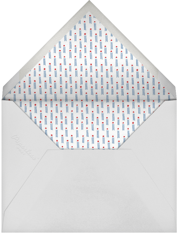 Party Like It's 1776 - Paperless Post - 4th of July - envelope back