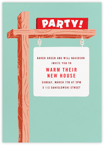 Party Property - Paperless Post - Celebration invitations
