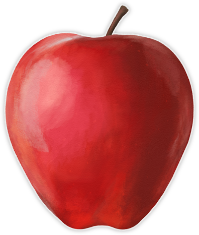 Red Delicious - Paperless Post - Rosh Hashanah cards